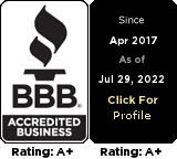 Moose Movers is a BBB Accredited Mover in Moose Jaw, SK